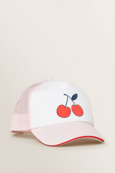 Cherry Cap  ICE PINK  hi-res