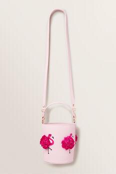 Flamingo Bucket Bag  ICE PINK  hi-res