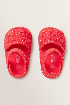 Sandal  RED  hi-res