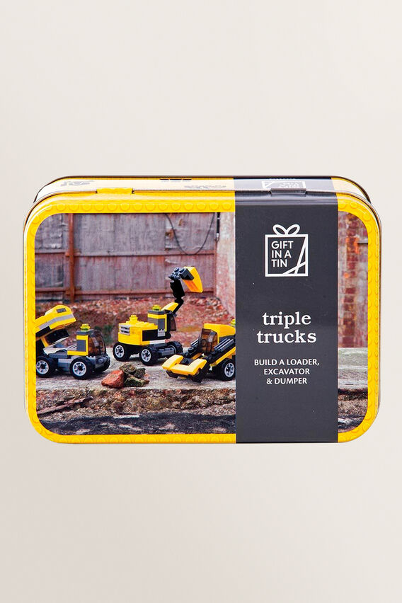 Triple Trucks In A Tin  MULTI  hi-res
