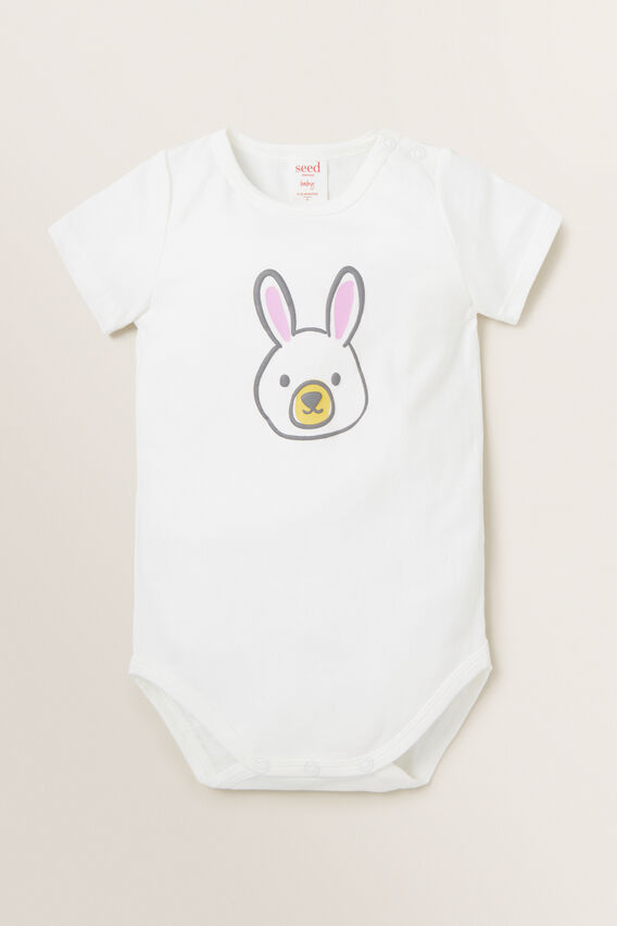 Bunny Bodysuit  CANVAS  hi-res