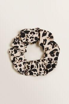 Sleep Scrunchie  FLORAL ANIMAL  hi-res