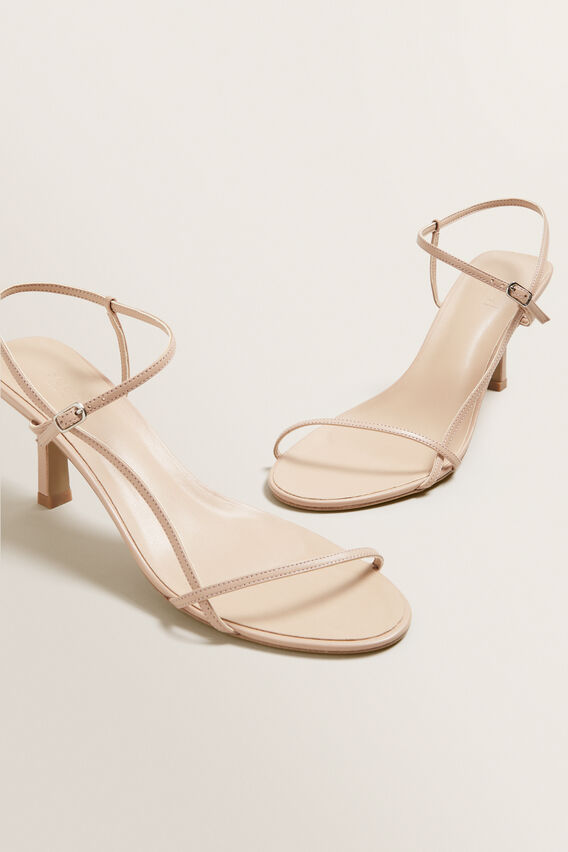 Ashley Heeled Sandal  SOFT BEIGE  hi-res