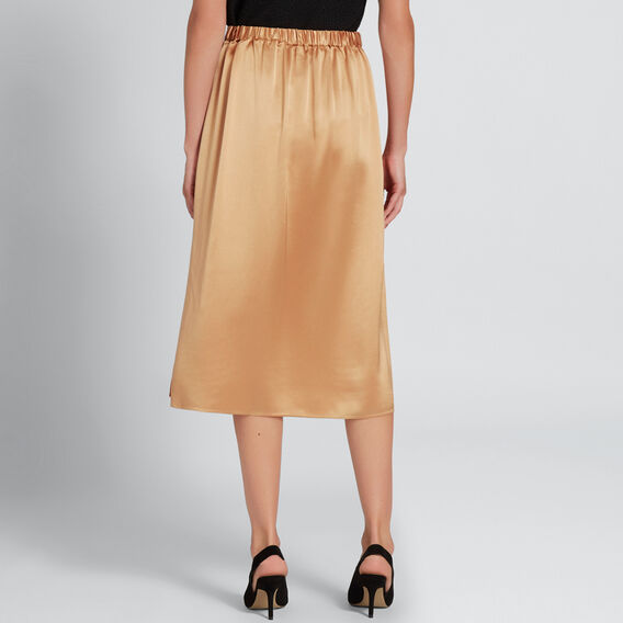 Wrap Skirt  GOLDEN TAN  hi-res