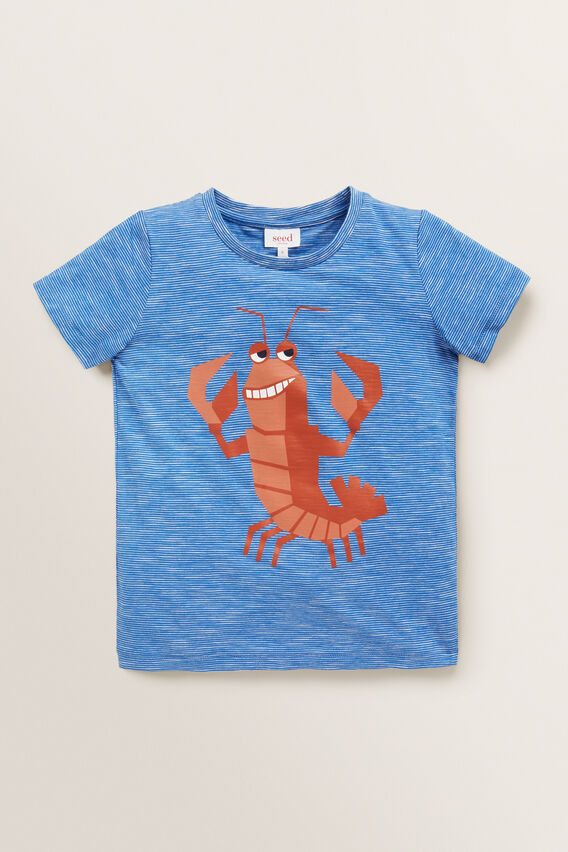 Lobster Tee  BRIGHT COBALT  hi-res