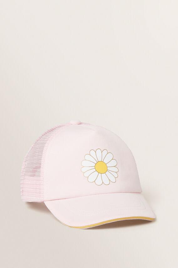 Daisy Cap  ICE PINK  hi-res