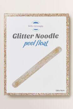 Inflatable Glitter Noodle  GOLD  hi-res