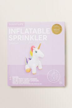 Inflatable Sprinkler Unicorn  MULTI  hi-res