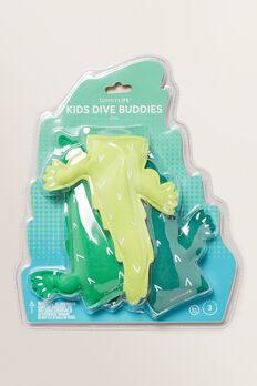 Croc Dive Buddies  MULTI  hi-res
