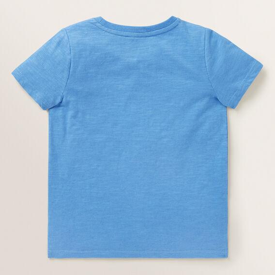 Basic Tee  CORNFLOWER BLUE  hi-res