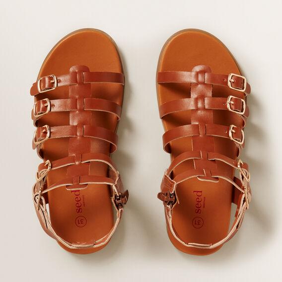 Gladiator Sandals  TAN  hi-res