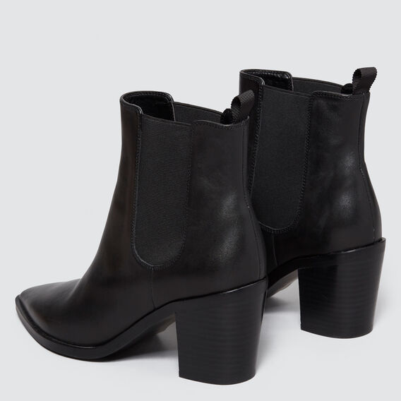 Jaynie Heeled Boot  BLACK  hi-res