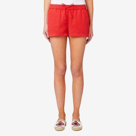 Casual Short  ROYAL RED  hi-res