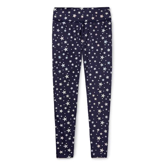 Star Legging  NAVY  hi-res