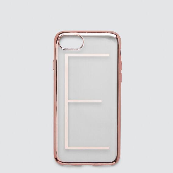 Initial Phone Case 6/7/8+  E  hi-res