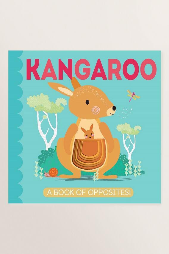 Kangaroo Book of Opposites  MULTI  hi-res
