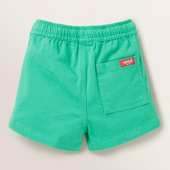 Classic Short  APPLE GREEN  hi-res
