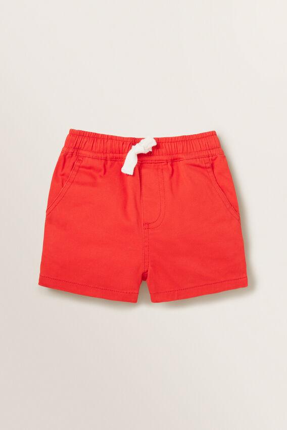 Classic Short  RASPBERRY RED  hi-res