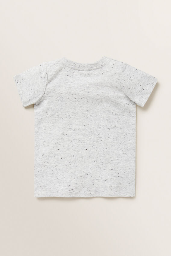 Elephant Tee  CLOUDY MARLE  hi-res