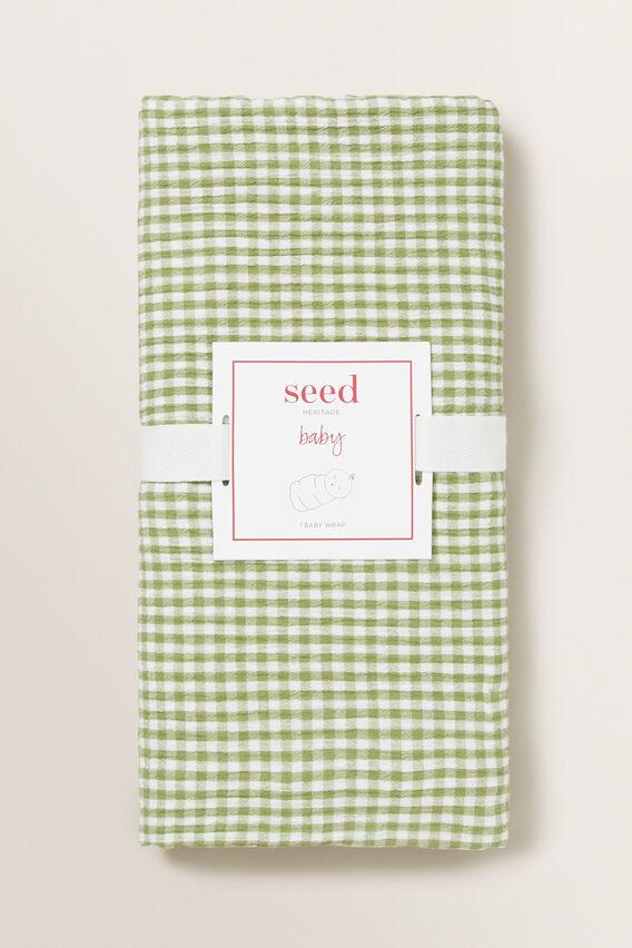 Cheesecloth Muslin Wrap  GUM NUT  hi-res