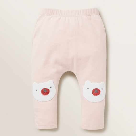Bear Knee Legging  APRICOT  hi-res