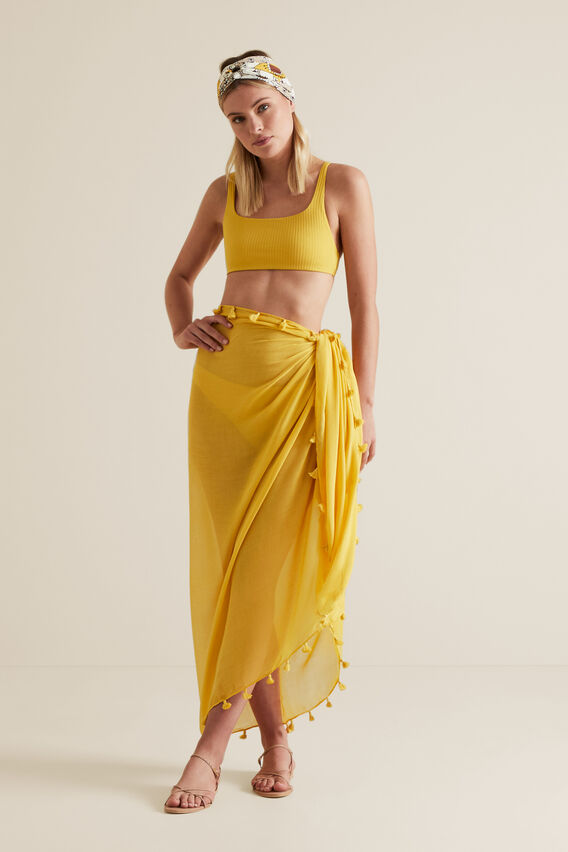 Rib Two Piece  GOLD RUSH  hi-res