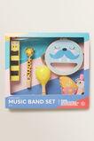 Music Band Set Zoo  MULTI  hi-res