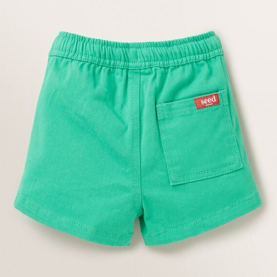 Classic Short  APPLE GREEN  hi-res