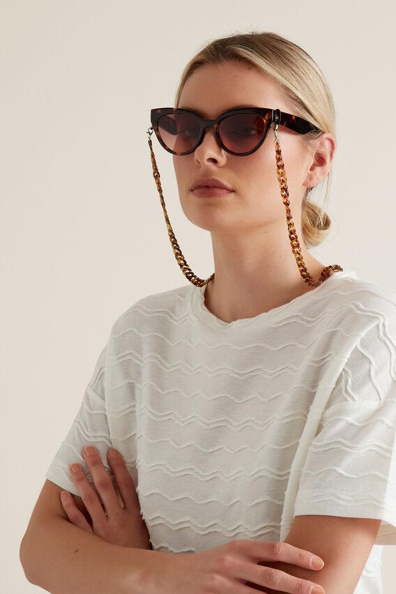 Sunglasses Chain  TORT  hi-res