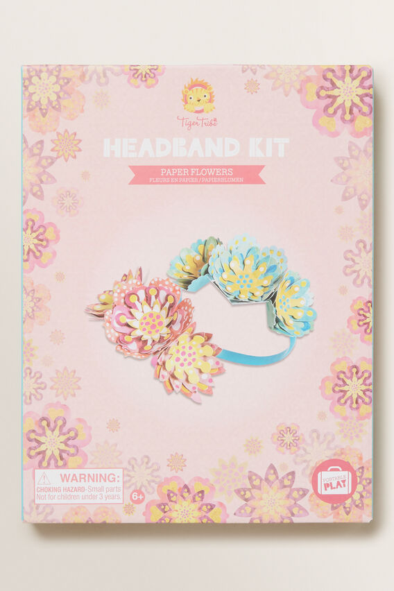 Headband DIY Kit  MULTI  hi-res