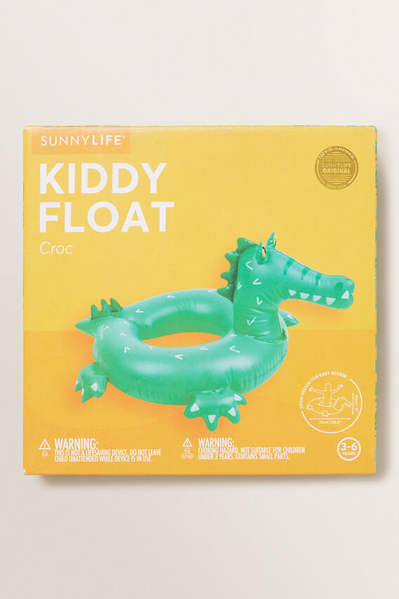 Kiddy Float Croc  MULTI  hi-res