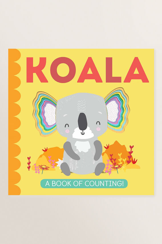Koala Book of Counting  MULTI  hi-res