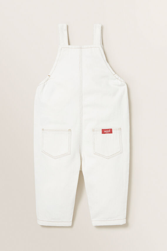 Denim Overall  STONE  hi-res