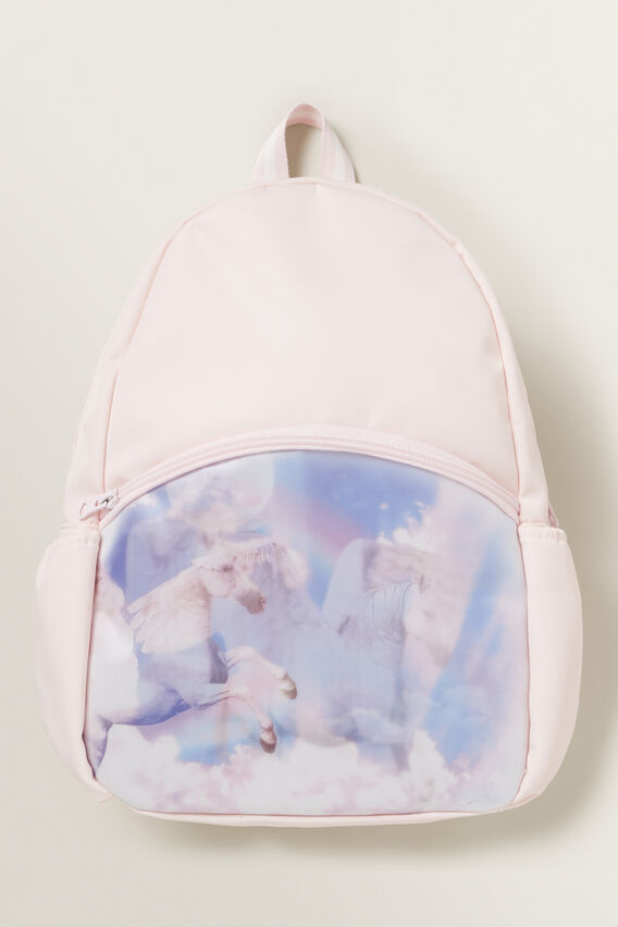 Unicorn Backpack  ICE PINK  hi-res