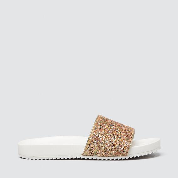 Glitter Sandal  GOLD  hi-res