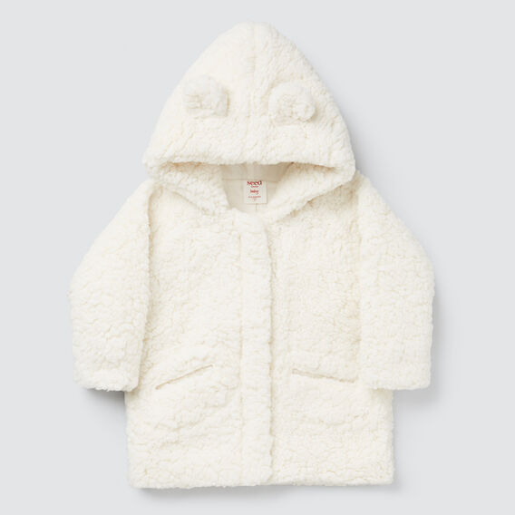 Sherpa Jacket  CANVAS  hi-res