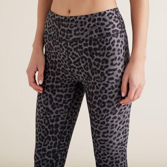 Cheetah Full Legging  CHARCOAL CHEETAH  hi-res