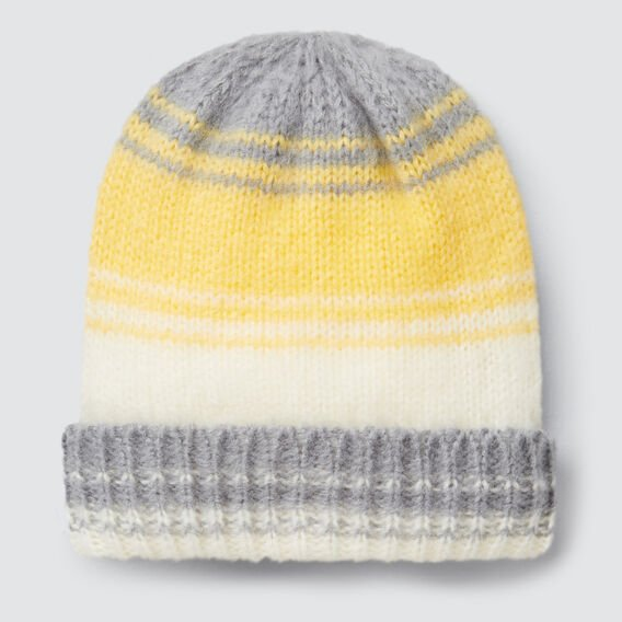 Brushed Knit Beanie  BUTTER  hi-res