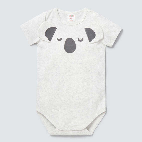 Novelty Koala Bodysuit  ICY MARLE  hi-res