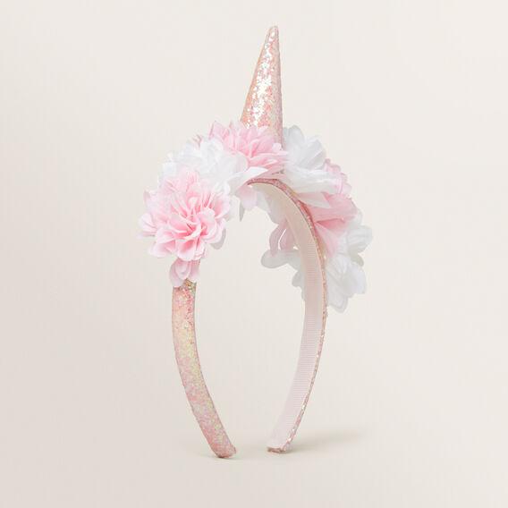 Unicorn Flower Headband  MULTI  hi-res