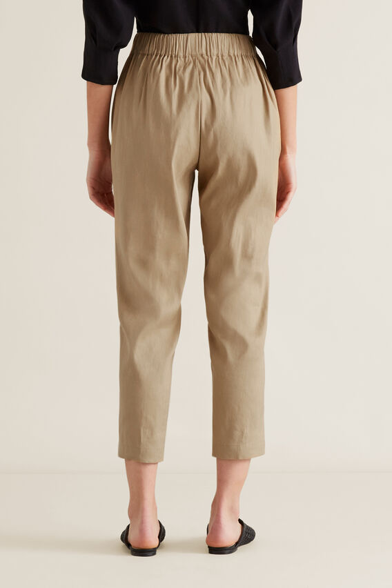 Stitch Front Pant  WARM TAN  hi-res