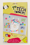 Llama Tech Toppers, MULTI, hi-res