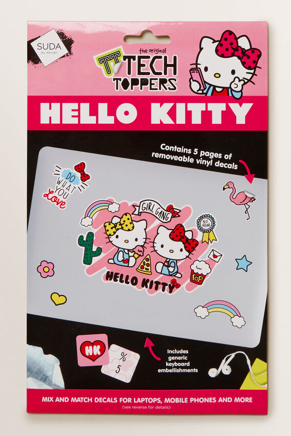 Kitty Tech Toppers  MULTI  hi-res