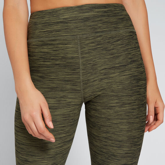 Space Dye Legging  DARK KHAKI SPACE DYE  hi-res