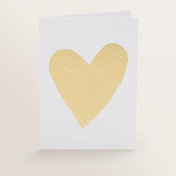 Greeting Card  HEART  hi-res