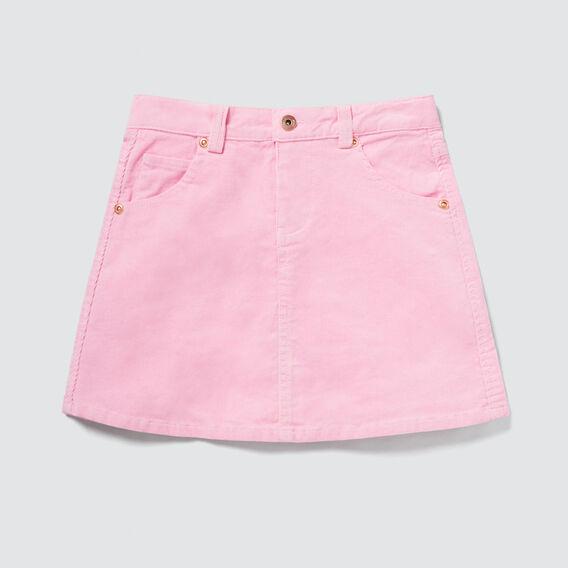 Cord Skirt  BUBBLEGUM  hi-res
