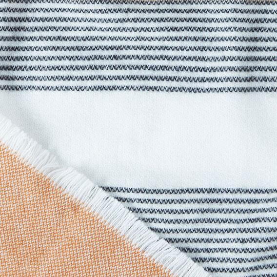 Stripe Colour Block Scarf  MULTI  hi-res