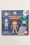 Transfer Magic Create A Robot, MULTI, hi-res