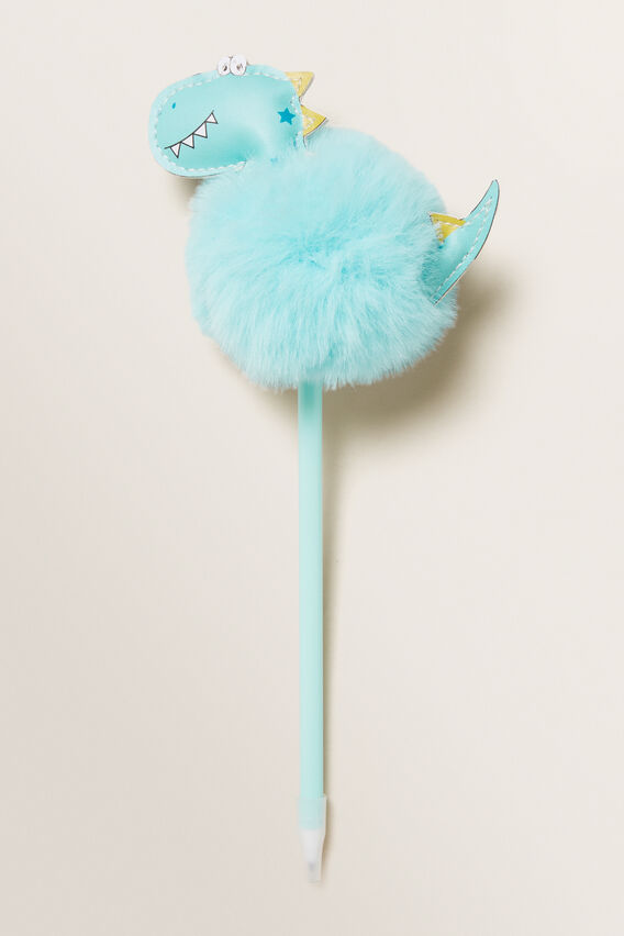 Novelty Fluffy Pen  MULTI  hi-res