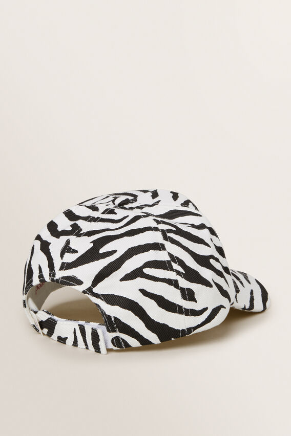 Zebra Cap  ZEBRA  hi-res